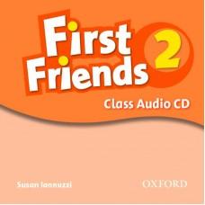 First Friends 2 Class Audio CD