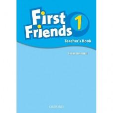 First Friends 1 Teacher`s Book