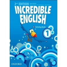 Incredible English 1 Class Activity Book
