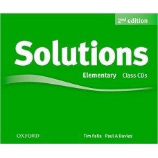Solutions Elementary Class CD