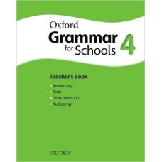 Grammar For Schools 4 Teacher's Book