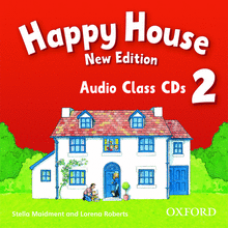 Happy House 2 Class Audio Cds