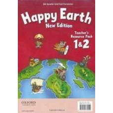 Happy Earth 1&2 Teacher's Resource Pack
