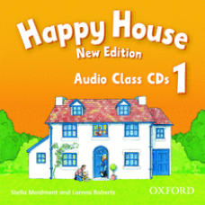 Happy House 1 Class Audio Cds
