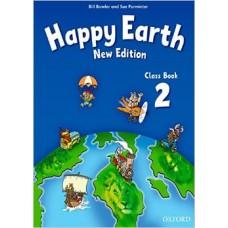 Happy Earth 2 Class Book
