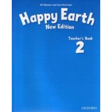 Happy Earth 2 Teacher's Book