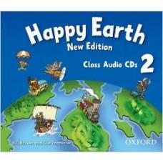 Happy Earth 2 Class Audio Cds