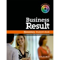 Business Result Elementary Student's Book and Dvd-Rom Pack