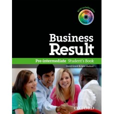 Business Result Pre-intermediate Student's Book and Dvd-Rom Pack