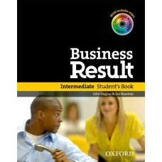 Business Result Intermediate Student's Book and Dvd-Rom Pack