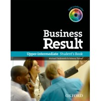 Business Result Upper-intermediate Student's Book and Dvd-Rom Pack