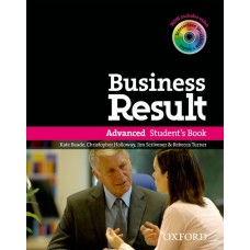 Business Result Advanced Student's Book and Dvd-Rom Pack