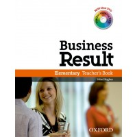 Business Result Elementary Teacher's Book and Dvd Pack