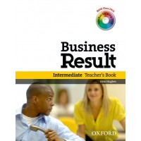 Business Result Intermediate Teacher's Book and Dvd Pack