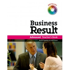 Business Result Advanced Teacher's Book and Dvd Pack