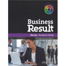 Business Result Starter Student's Book and Dvd-Rom Pack