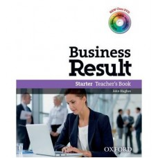 Business Result Starter Teacher's Book and Dvd Pack