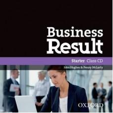 Business Result Starter Class Audio Cd