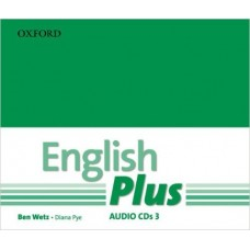 English Plus 3: Audio CD