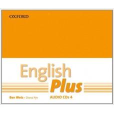 English Plus 4 Audio CD