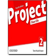 Project 2 Class CD