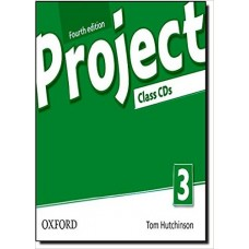 Project 3 Class CD