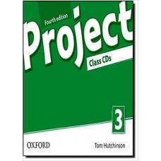 Project 3 Class CD