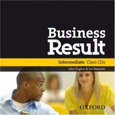 Business Result Intermediate Class Audio Cds