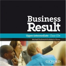 Business Result Upper-intermediate Class Audio Cds