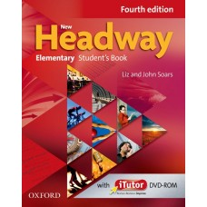 New Headway Elementary Student's Book with iTutor Dvd-Rom