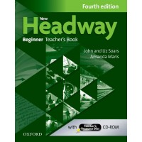 New Headway Beginner Teacher's Book with Teacher's Resource Disc