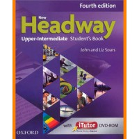 New Headway Upper-Intermediate Student's Book and iTutor Dvd-Rom