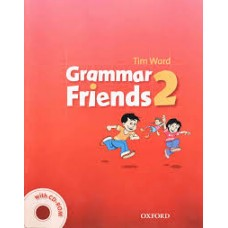 Grammar Friends 2 with Cd-Rom