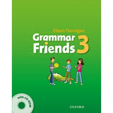 Grammar Friends 3 with Cd-Rom