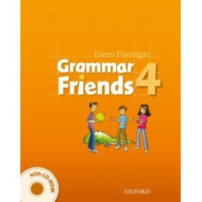 Grammar Friends 4 with Cd-Rom