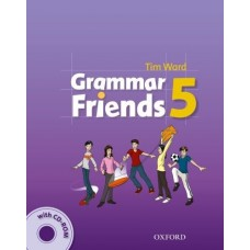 Grammar Friends 5 with Cd-Rom