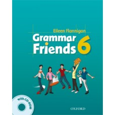 Grammar Friends 6 with Cd-Rom