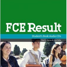 FCE Result Student's Book Audio Cds