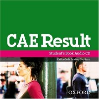 CAE Result Student's Book Audio Cd
