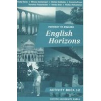 English Horizons Activity Book