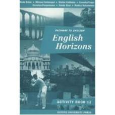 English Horizons Activity Book