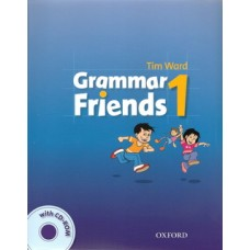 Grammar Friends 1 with Cd-Rom