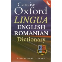 Concise Oxford LIngua English Romanian Dictionary
