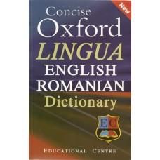 Concise Oxford LIngua English Romanian Dictionary