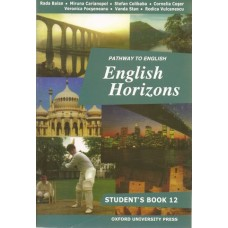 English Horizons Student's Book