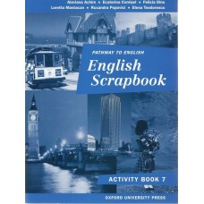 English Scrapbook Activity Book
