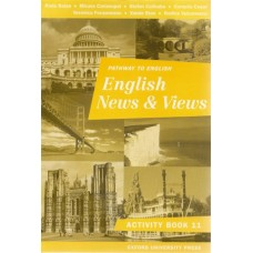 English News and Views Activity Book
