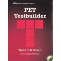 PET Testbuilder Pack