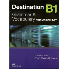 Destination B1 Grammar and Vocabulary with Answer Key